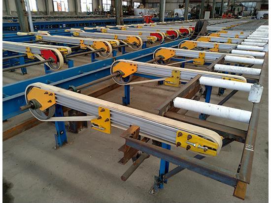 型材挤压生产线
