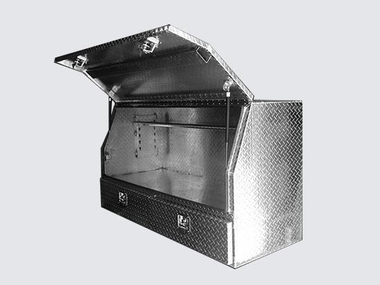 ALUMINUM TOOL BOX DRAWER 2